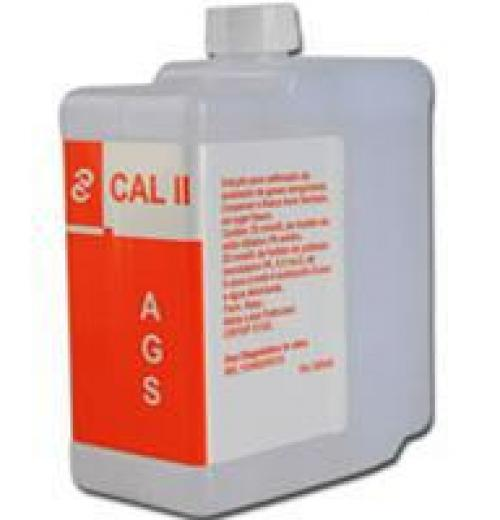 Cal II para AGS12 / AGS22
